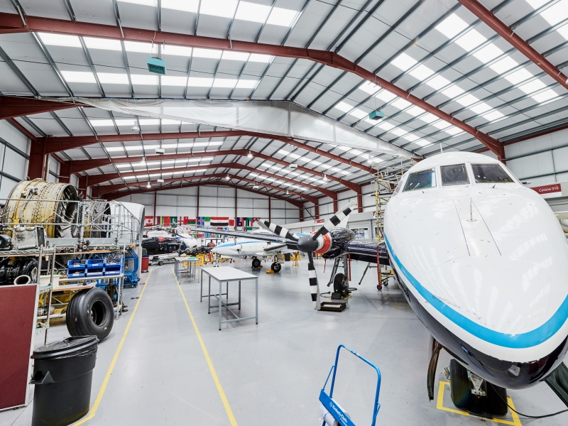 Image for The Hangar