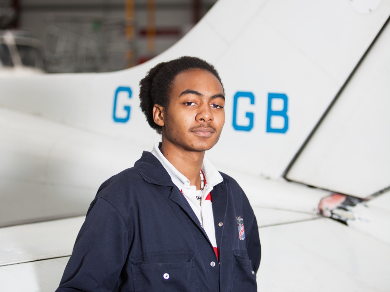 Image for Become an Aircraft Engineer