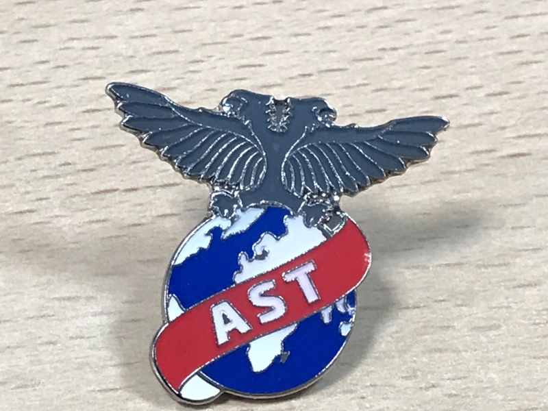 Image for AST Pin Badge