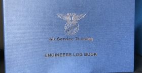 Image for AST Logbook